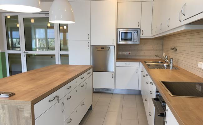 Kochen - Wohnbereich